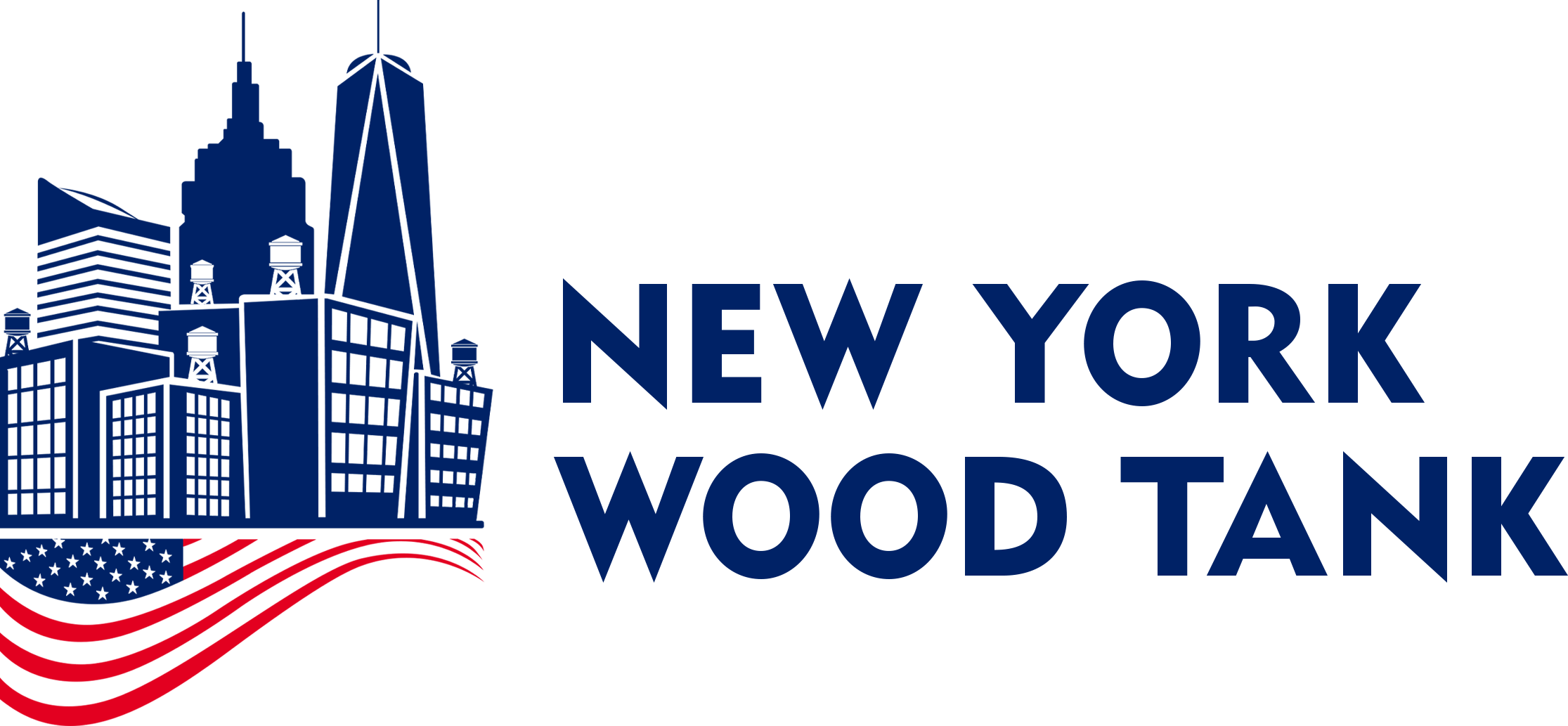 New York Wood Tank